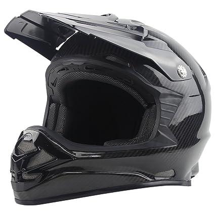 GTYW Motocross Cascos Casco De Fibra De Carbono Cascos De Seguridad Cascos De Seguridad Capas De