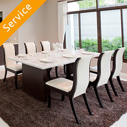 The Best Global Furniture Dining Table White Red