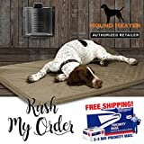 Akoma Dog Products Hound Heater Furnace Deluxe with Cord Protector