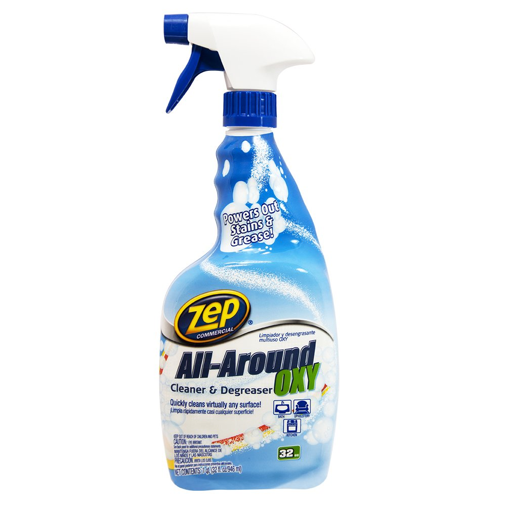 Zep Commercial all-around Oxy Cleaner and Degreaser、32 oz (Pack of 2 ) B06XWMSS4D