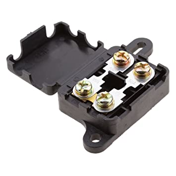 Heavy Duty Midi Strip Link Fuse Holder For Strip and Midi Fuses /& 80 AMP Fuse