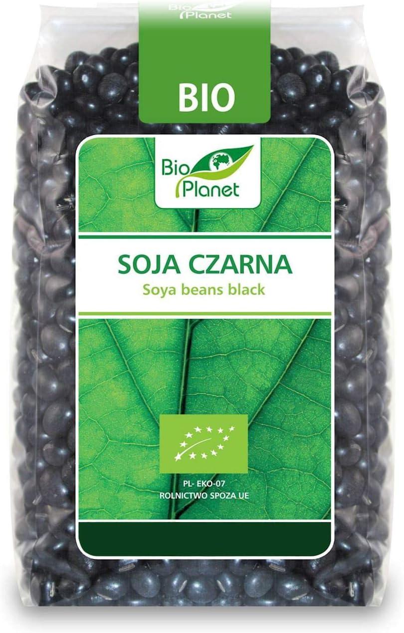 Soja Negra BIO 400 g - BIO PLANET: Amazon.es: Alimentación ...