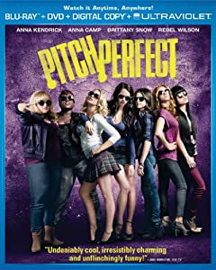 Cover Image for 'Pitch Perfect (Two-Disc Combo Pack: Blu-ray + DVD + Digital Copy + UltraViolet)'