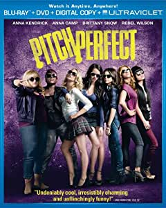Pitch Perfect [Blu Ray + DVD+ Digital Copy+Ultraviolet]  [Blu-ray]