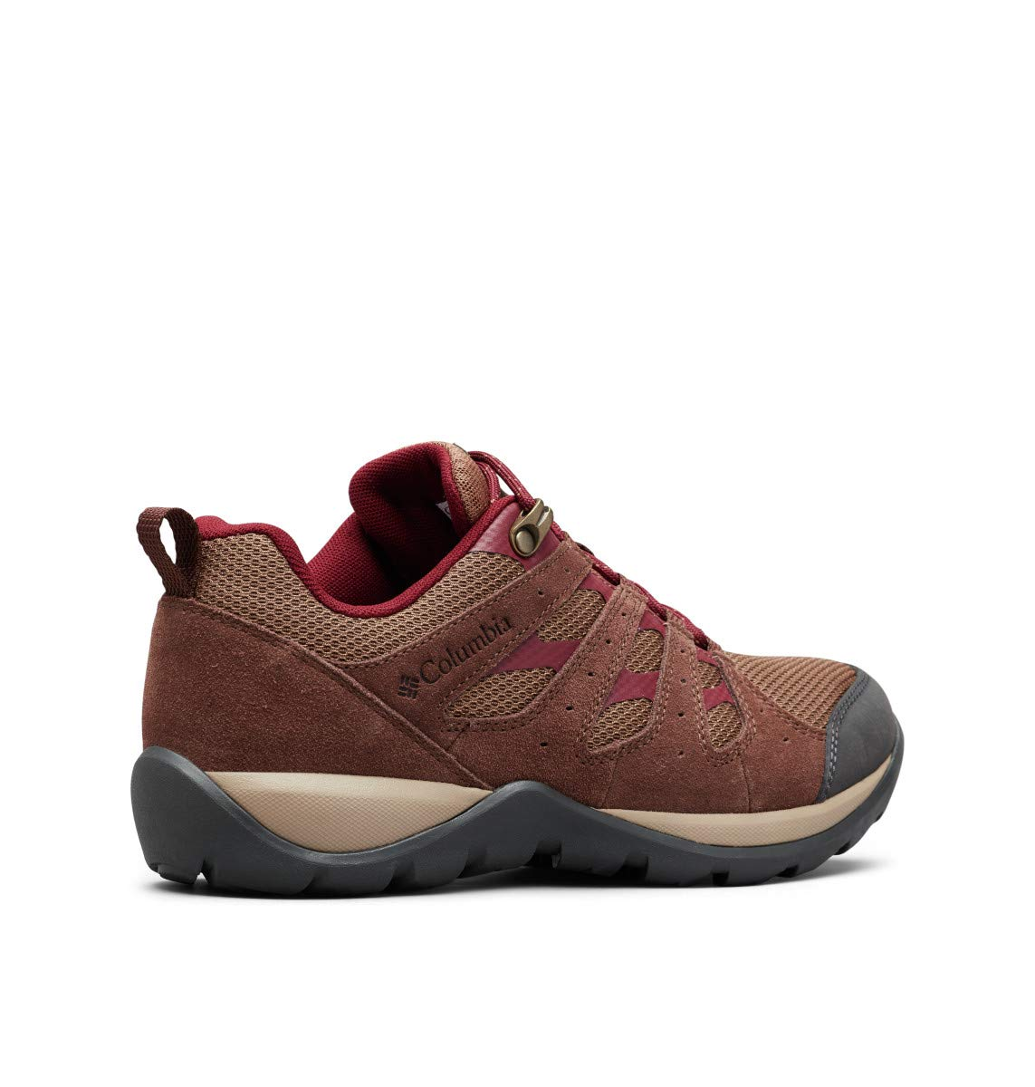 Columbia Women's Redmond V2 Hiking Shoe, Breathable Leather