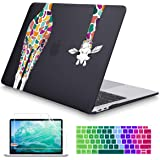 May Chen For MacBook Air 13 inch Case 2020 2019 2018 Release A2337 M1 A1932 A2179 ,Soft Touch Hard Shell Cover for 13 inch Ma