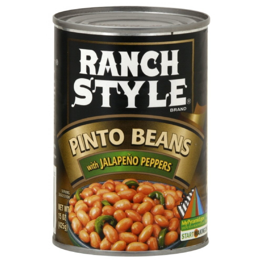 Amazon.com : Ranch Style Beans, 15 Ounce (Pack of 12) : Beans Produce : Grocery ...