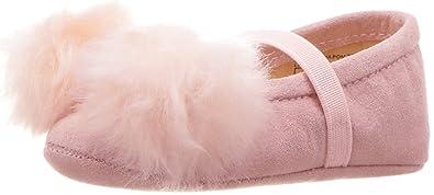 3faa579cbb6 Sam Edelman Kids Girls  Baby Felicia Pom Crib Shoe