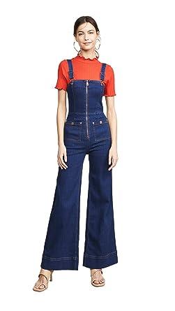 c547f99075b9 Amazon.com  Alice McCall Women s Quincy Overalls  Clothing