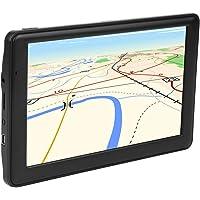 Jacksking Navegação GPS para carro, tela sensível ao toque capacitiva portátil HD de 7 polegadas DDR256M 8GB FM GPS…