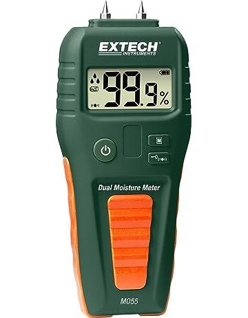 Extech MO55 Combinación de medidor de humedad con/sin agujas