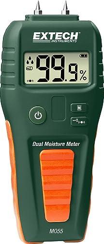 Extech MO55 Combination Pin Pinless Moisture Meter
