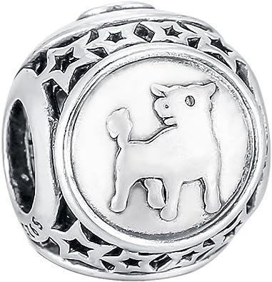 charm pandora segno zodiacale toro