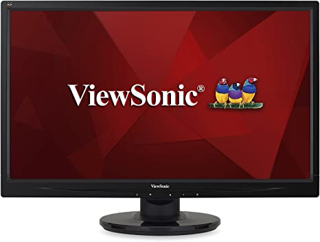Amazon. Com: viewsonic va2746mh-led 27 inch full hd 1080p led.