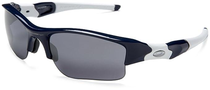 dd7521b2c6a Amazon.com  Oakley Men s Flak Jacket XLJ New York Yankees Sunglasses ...