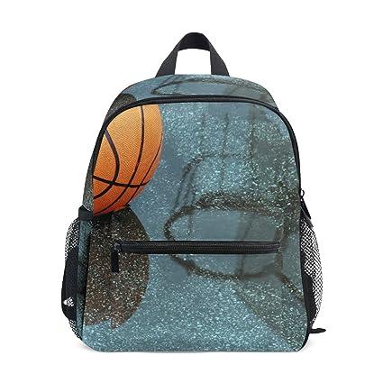 Amazon.com: Unicey - Mochila de baloncesto para niños y ...