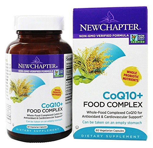 New Chapter CoQ10 Complex Vegetarian product image