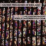 SACRED TREASURES OF ENGLAND