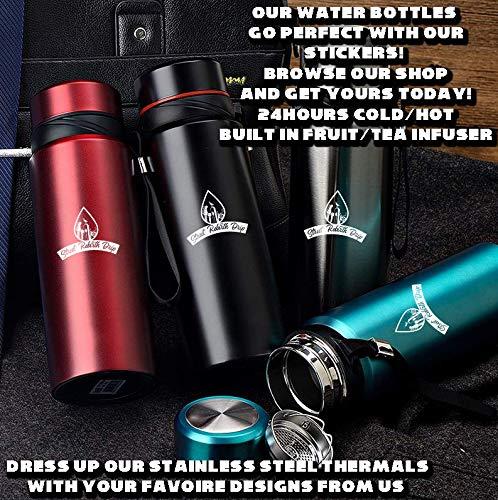 Basketball Decal For Water Bottle Skateboard Laptop etc One 4 Inch WaterProof Vinyl 1 RIP MambaX3 Sticker