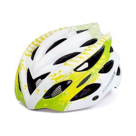 Member Casco de Bicicleta liviano con Luces traseras LED. Casco de ...