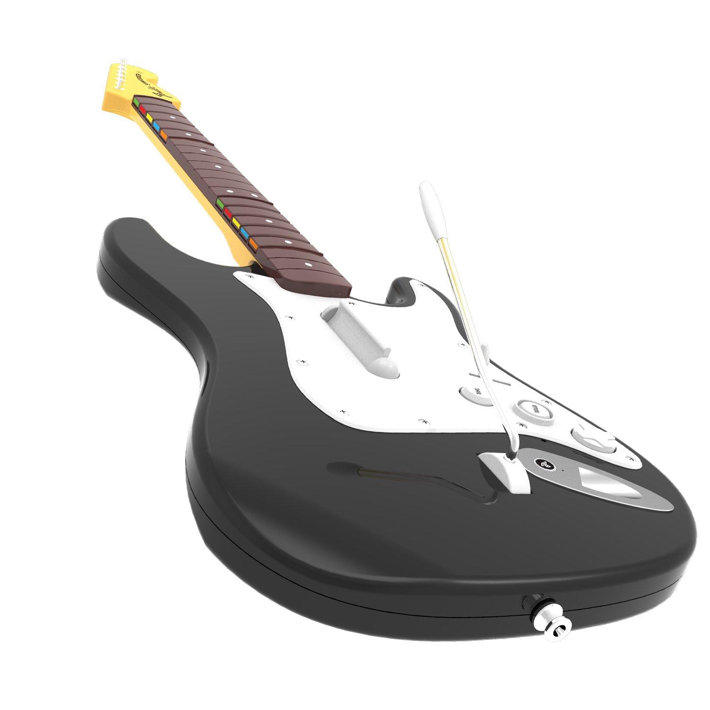 Rock Band 4 Guitar And PS4 Software Bundle [Importación Inglesa]: Amazon.es: Videojuegos
