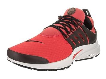 : Nike Men's Air Presto Essential Red/Black 848187 600: Shoes