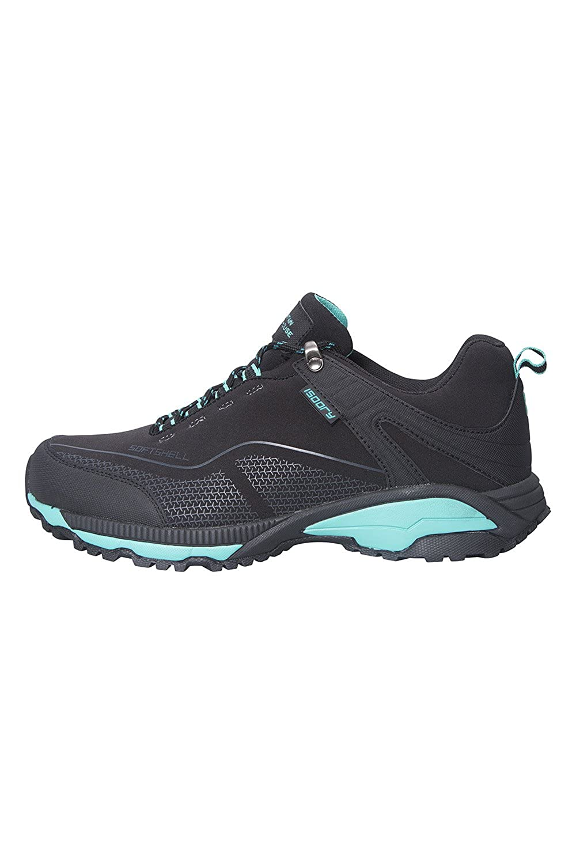 Mountain Warehouse Collie Wasserfeste Schuhe für - Damen - für Leichte Damenschuhe atmungsaktive weiche Wanderschuhe - Ideal zum Wandern in Allen Jahreszeiten 5161ec