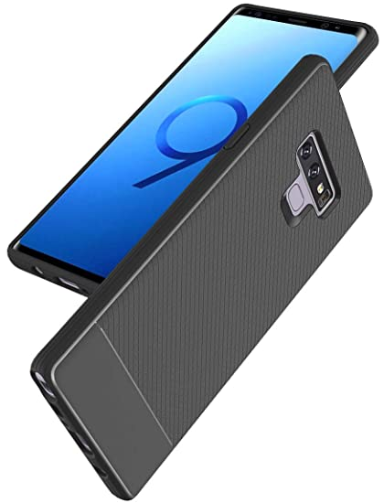 the latest 71929 aa669 Galaxy Note 9 Case, Samsung Note 9 Case, Asmart Resilient Shock Absorption  Galaxy Note9 Case Slim Cover Flexible TPU Bumper Protective Phone Case for  ...