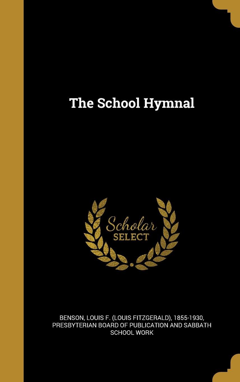 The School Hymnal pdf