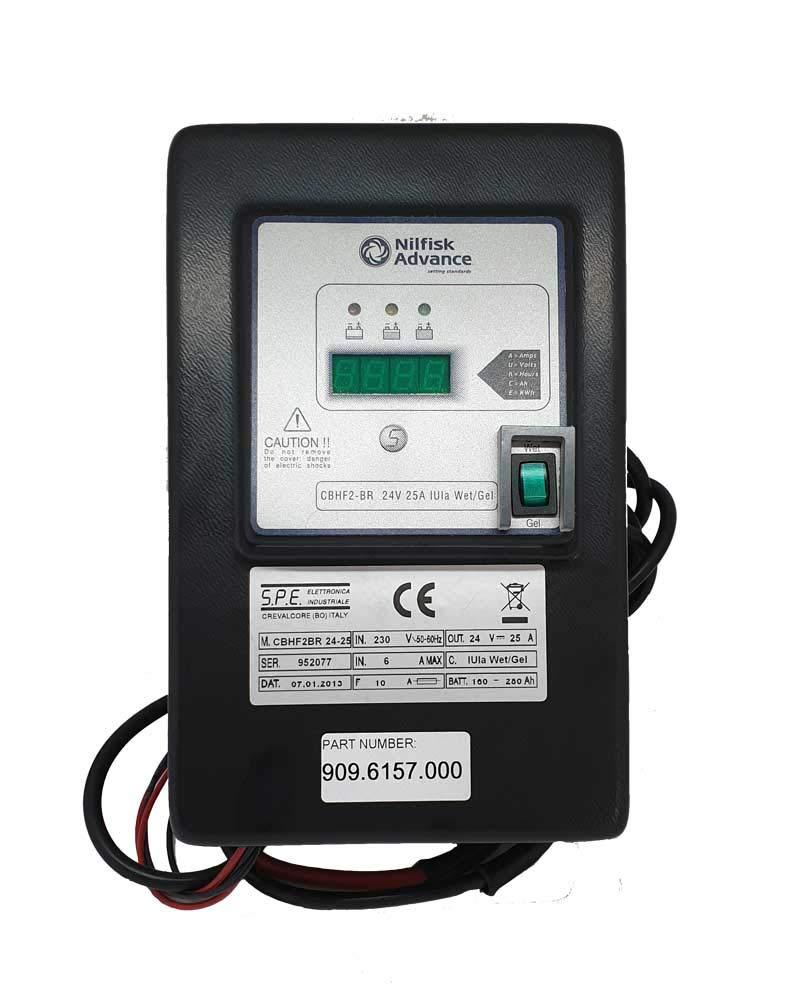 Cargador de batería a bordo CBHF2-BR IUIa WET/GEL S.P.E.