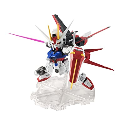 Gundam Seed: Aile Strike Gundam NXEdgeStyle Action Figure by Bandai: Bandai Tamashii Nations: Toys & Games