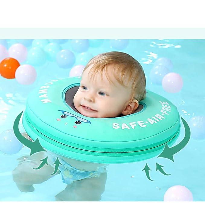 LXMBox Cuello del Anillo del Flotador de la natación del bebé ...
