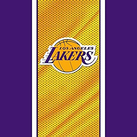 Amazon.com  Skinit Los Angeles Lakers Home Jersey iPad 2 Skin - Officially  Licensed NBA Tablet Decal - Ultra Thin 724c35c87