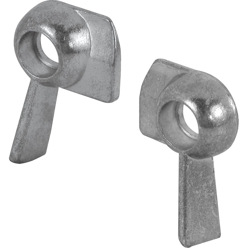Slide-Co 171981 Right and Left Hand Sliding Window Sash Lock Chrome//Diecast