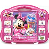Tara Toy Minnie Finish The Sticker Scene Activity
