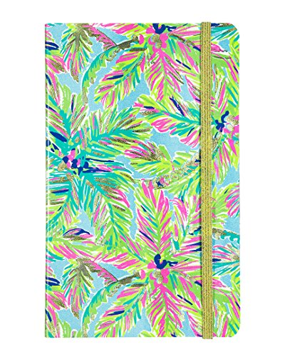 Lilly Pulitzer Journal (Sassy Lily Pad)