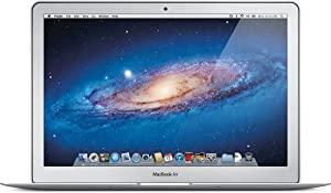 Apple Macbook Air MD231LL/A - 13.3-inch Laptop (Intel Core i5, 4GB DDR3 RAM, 128GB SSD) (Renewed)