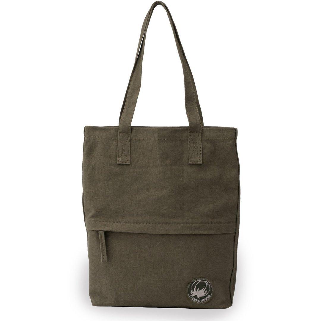0a5537c23 Amazon.com: Tote Bag for Men. Eco-friendly bags. Organic cotton canvas tote  bag. Fair Trade.: Terra Thread