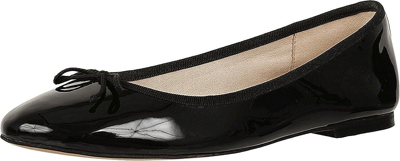 Sam Edelman Finley Damens's Finley Edelman schwarz Patent Sandale 78b336