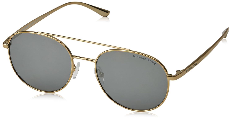 Michael Kors Lon Sonnenbrille Gold 11686G 53mm 5m8mz