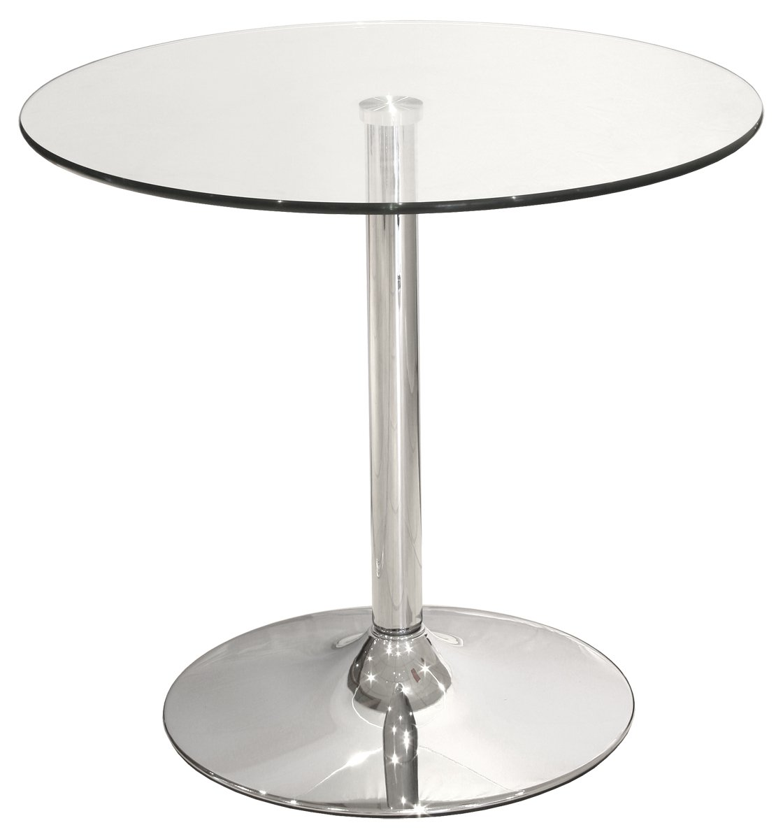Round Table Glass Top Designs