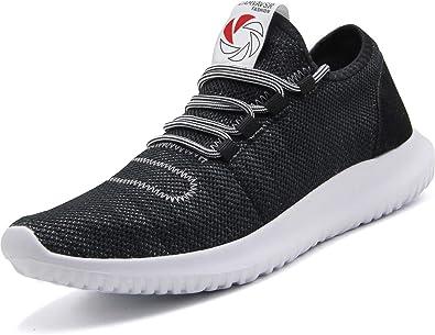 Cdon Mens Lightweight Fashion Sneakers Elastic Men Skate Shoes