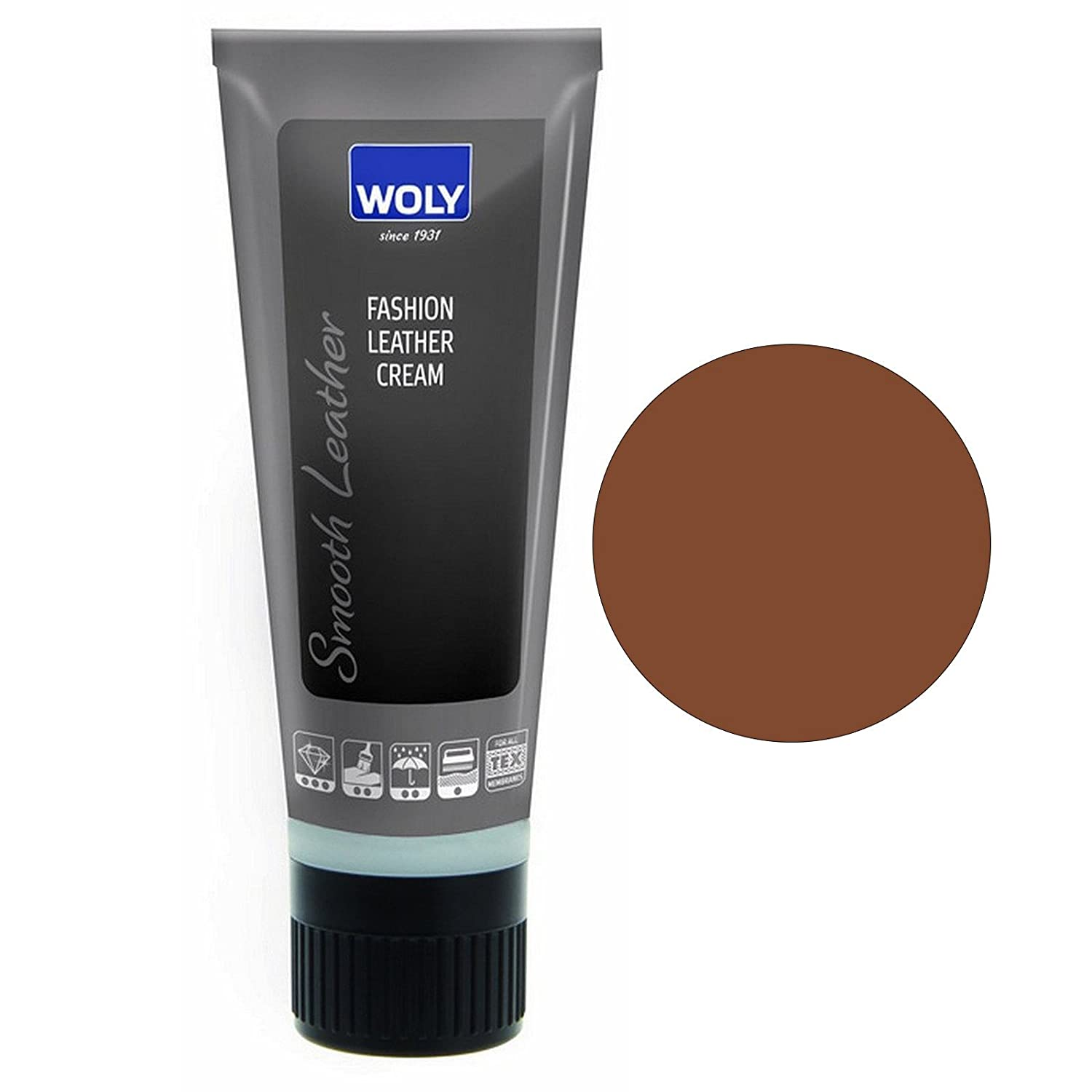 Woly Fashion Leather Creams (Various Colours)