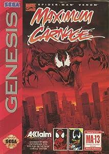Spider-Man / Venom: Maximum Carnage (Renewed)