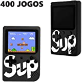 SUP Game Box - 400 Retro Games in 1 Mini Game Console