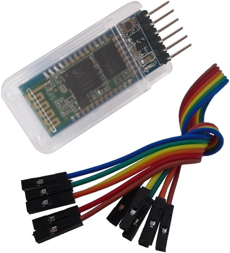 HC-05 Wireless Bluetooth RF Transceiver Module serial RS232 U8C1 TTL For R8Q5