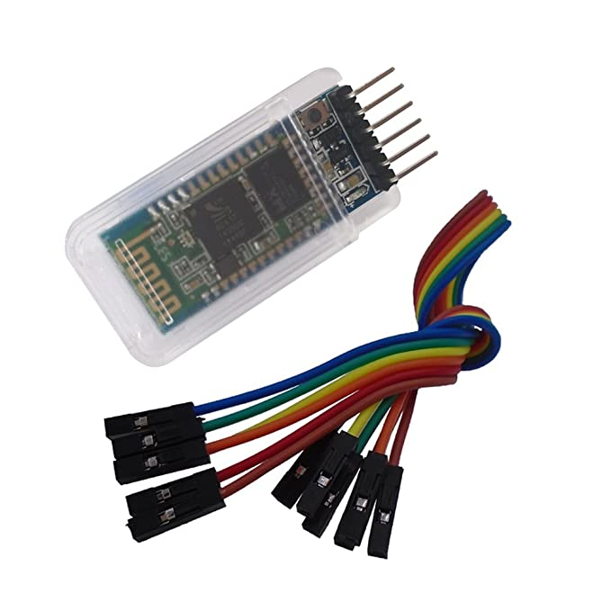 DSD TECH HC-05 Clásico Bluetooth 2.0 Serial Módulo BT inalámbrico para Arduino UNO R3 Nano Pro Mini MEGA: Amazon.es: Electrónica