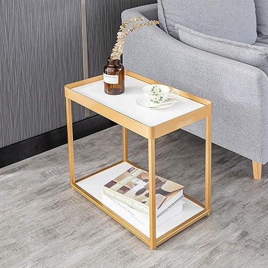 Nordic Modern Tables Mini Mesa Salón Sofá Industrial Viento Madera ...