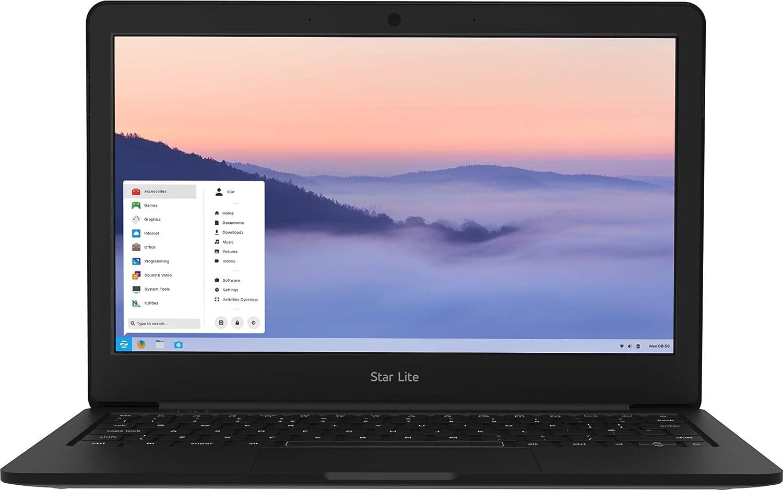 36f121912f14 Star Lite 11-inch Matte Display Mini Laptop (Zorin OS 15 Core, English US  Keyboard)