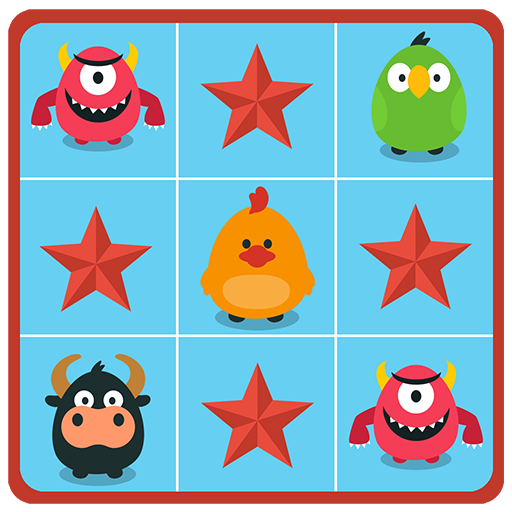 Memory Game : Match The Animal & Monster